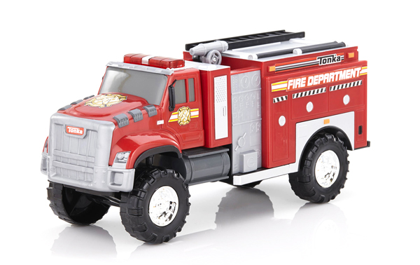 06261 - Tonka Fire Department Tough Cab Fire Pumper
