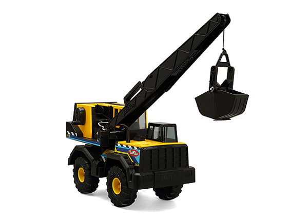 93922 - Tonka Steel Classics Mighty Crane