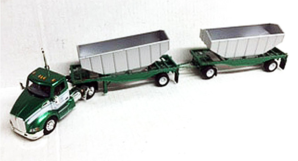14006402 - Tonkin Replicas Valley Farms Kenworth T680 Day Cab