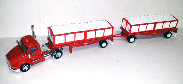 14006403 - Tonkin Replicas Panella Trucking Kenworth T680 Day Cab