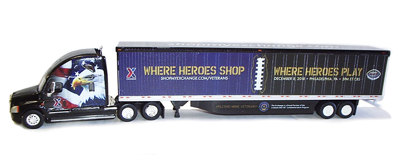 93127 - Tonkin Replicas Exchange Where Heroes Shop Freightliner Cascadia