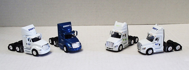 SP2003 - Tonkin Replicas Swift Transportation SuperPack of Four Cab Onlys