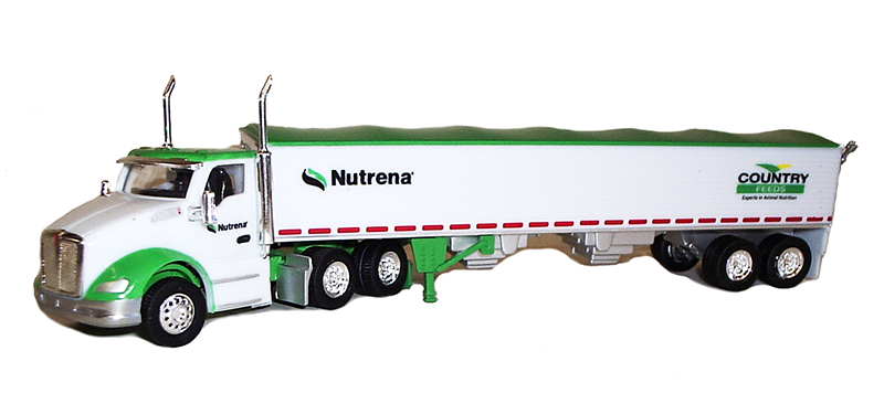 TNS078 - Tonkin Replicas Nutrena _ Country Feeds Kenworth T680 Day