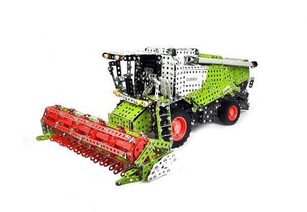 10059 - Tronico Claas Lexion 770 Combine Construction Set Made