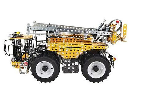 10078 - Tronico Challenger RoGator645B Sprayer Metal Construction Kit Profi