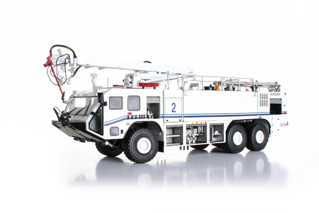 078-01086 - Twh Collectibles SA Oshkosh Striker 3000 ARFF Fire