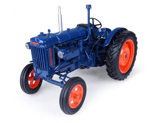 2638 - Universal Hobbies Fordson Major E27N Tractor 1949