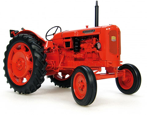 2715 - Universal Hobbies Nuffield Universal Four DM Tractor 1958 Model