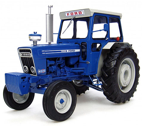 2799 - Universal Hobbies Ford 7600 Tractor
