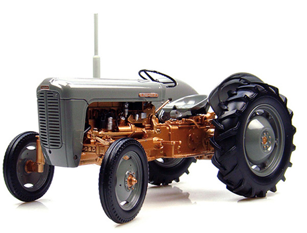 2986 - Universal Hobbies Ferguson FE 35 Tractor 1956 Model