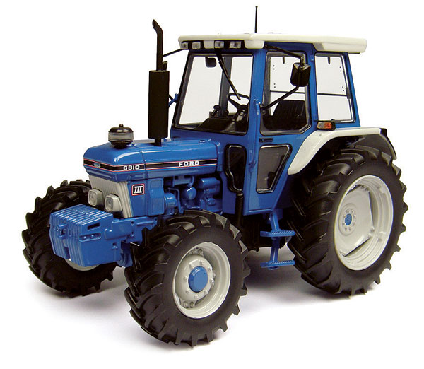 4249 - Universal Hobbies Ford 6810 4WD Tractor Generation III Limited