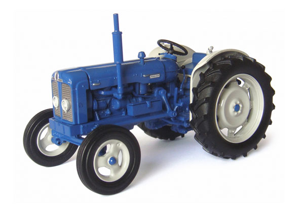 4880 - Universal Hobbies Fordson Super Major Tractor New Performance 1963