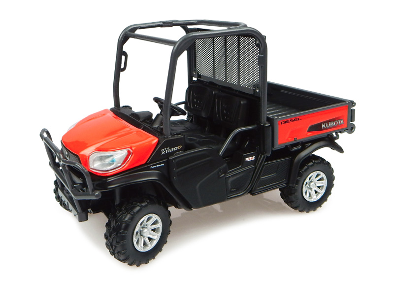 4897 - Universal Hobbies Kubota RTV X1120 4WD Utility Vehicle