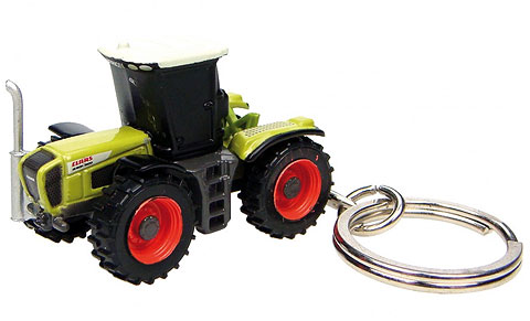 5512 - Universal Hobbies Claas Xerion 3300 Tractor Key Ring
