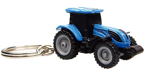5521 - Universal Hobbies Landini Powermaster 220 Tractor Key Ring