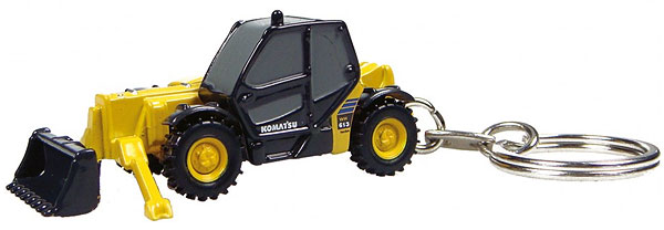 5525 - Universal Hobbies Komatsu WH613 Wheel Loader Key Ring
