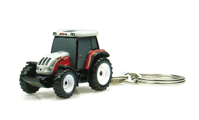 5576 - Universal Hobbies Steyr 9105 MT Tractor Key Ring