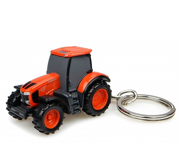 5810 - Universal Hobbies Kubota M7171 Tractor Key Ring