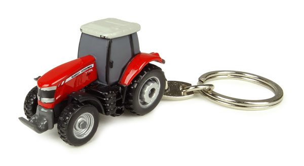 5828 - Universal Hobbies Massey Ferguson 7726 Tractor Key Ring
