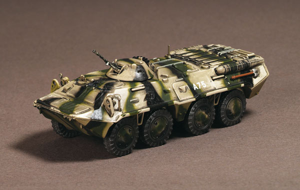 TK0051 - War Master BTR 80 Armored Transporter 98th Airborne Division