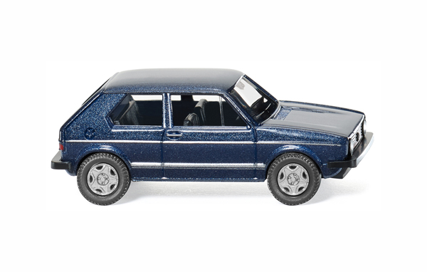 004502 - Wiking Model 1976 Volkswagen Golf