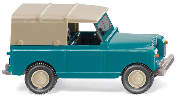 010002 - Wiking Model 1958 Land Rover