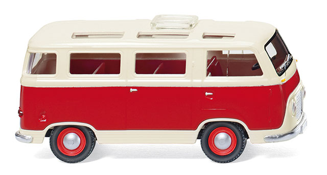 028998 - Wiking Model Ford FK 1000 Panorama Bus