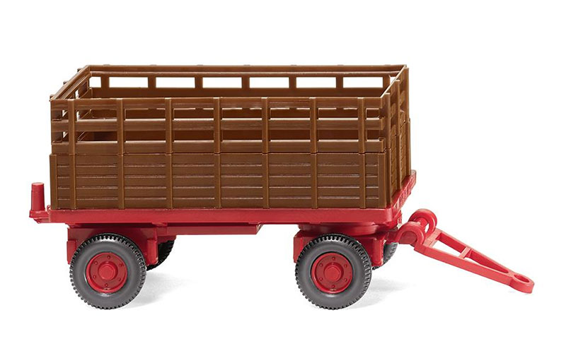 038404 - Wiking Model Agricultural Trailer
