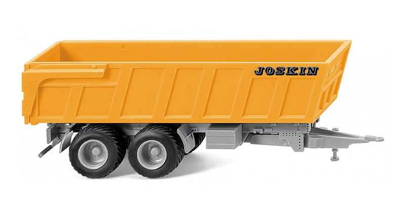 038816 - Wiking Model Joskin Dump Trailer High Quality
