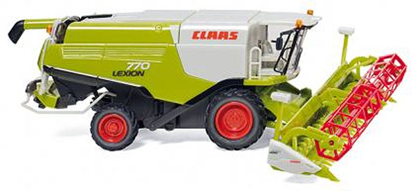 038910 - Wiking Model Claas Lexion 770 Harvester