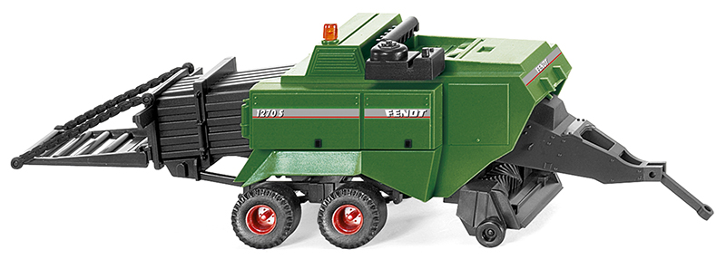 039603 - Wiking Model Fendt 1270S Square Baler