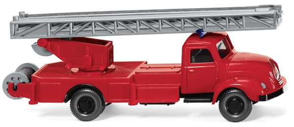 062002 - Wiking Model Fire Brigade Magirus