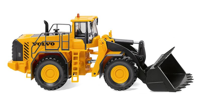 065203 - Wiking Model Volvo L350F Wheel Loader High Quality