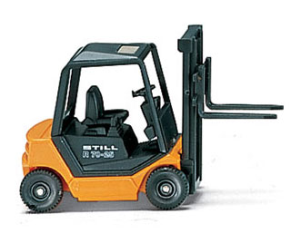 066301 - Wiking Model Still R 70 25 Forklift Truck High