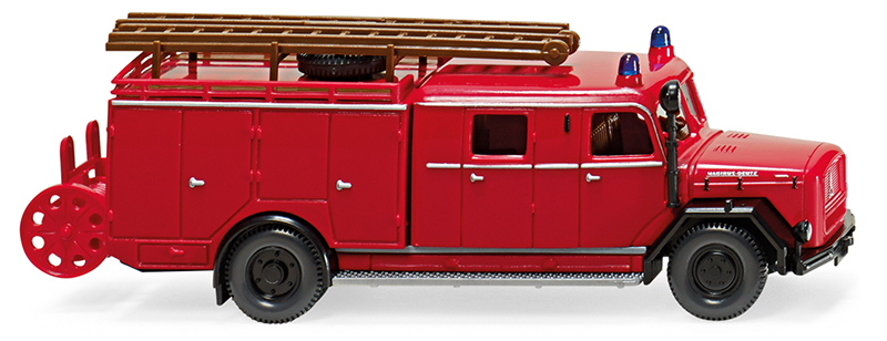 086398 - Wiking Model Magirus LF 16 Fire Truck high quality
