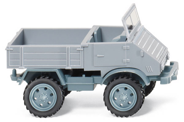 087005 - Wiking Model Unimog U 411 Swiss Military Vehicle