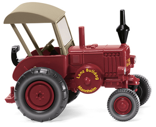 088009 - Wiking Model Lanz Bulldog Tractor