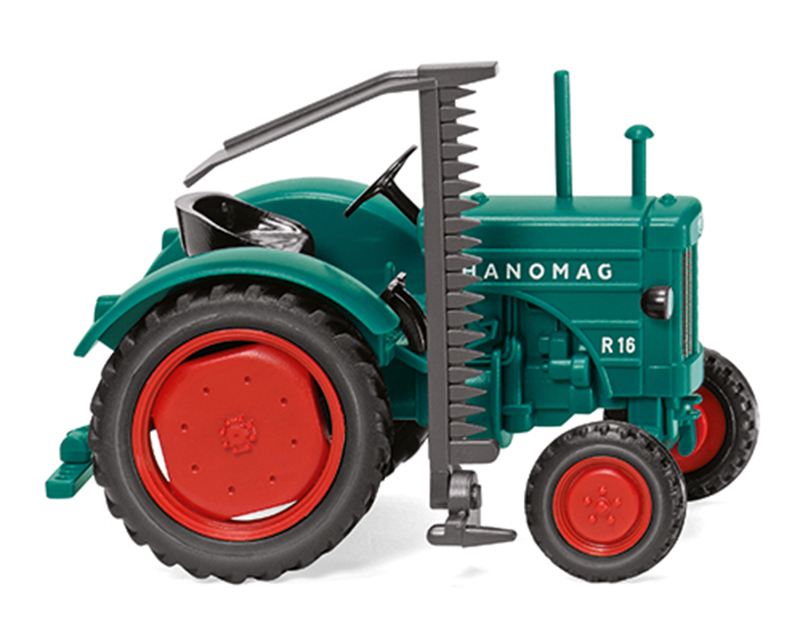 088506 - Wiking Model Hanomag R 16 Tractor