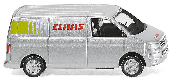 092702 - Wiking Model Claas Volkswagen T5 GP Box Van