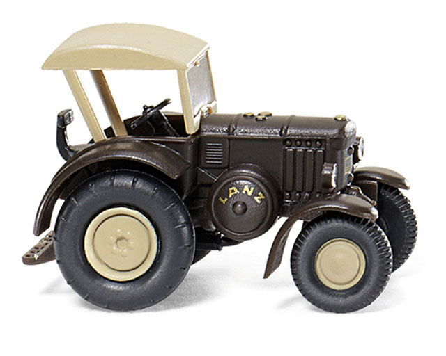 095139 - Wiking Model Lanz Bulldog Tractor