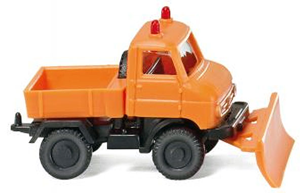 097203 - Wiking Model Winter Service Unimog U 411