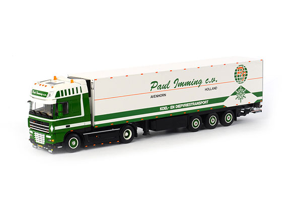 01-1293 - WSI Model Paul Imming DAF XF 105 Super Space