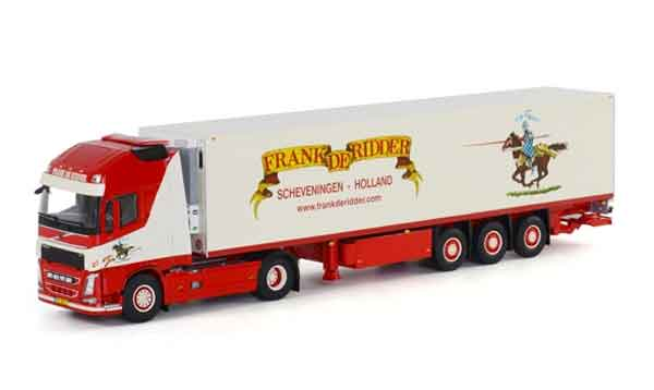 01-1370 - WSI Model Frank de Ridder Thermoking Reefer Trailer