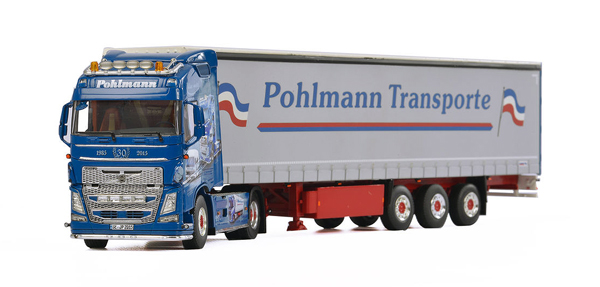 01-2002 - WSI Model Pohlmann Volvo FH4 GL Tractor