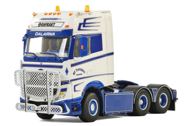 01-2096 - WSI Model NF Transport Mercedes Benz Actros MP4 Giga