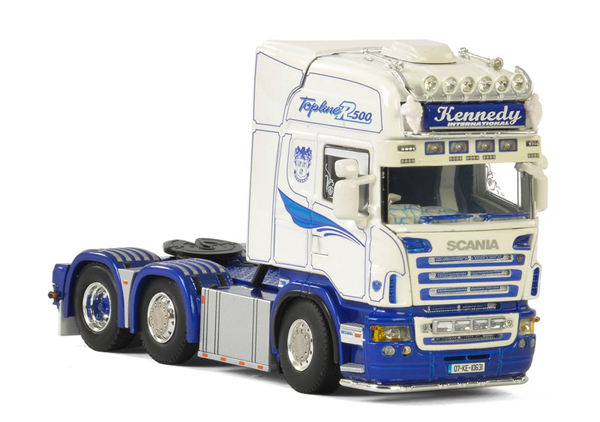 01-2188 - WSI Model Kennedy International Scania R Topline Tractor Cab
