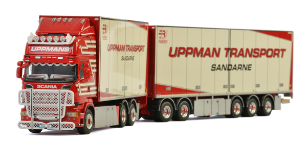 01-2261 - WSI Model Uppman Transport Scania Streamline Topline Tractor