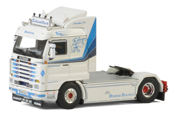01-2342 - WSI Model Schindlbeck Scania 3 Series Streamline Cab Only