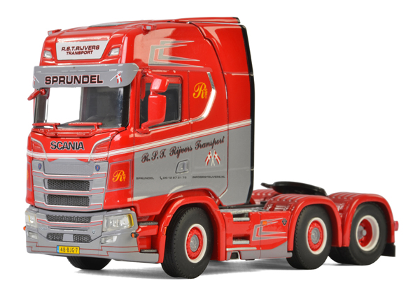 01-2396 - WSI Model RST Rijvers Scania