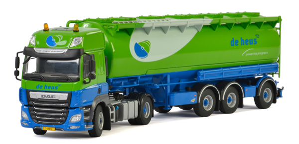 01-2465 - WSI Model De Heus Veevoeders DAF CF Space Cab